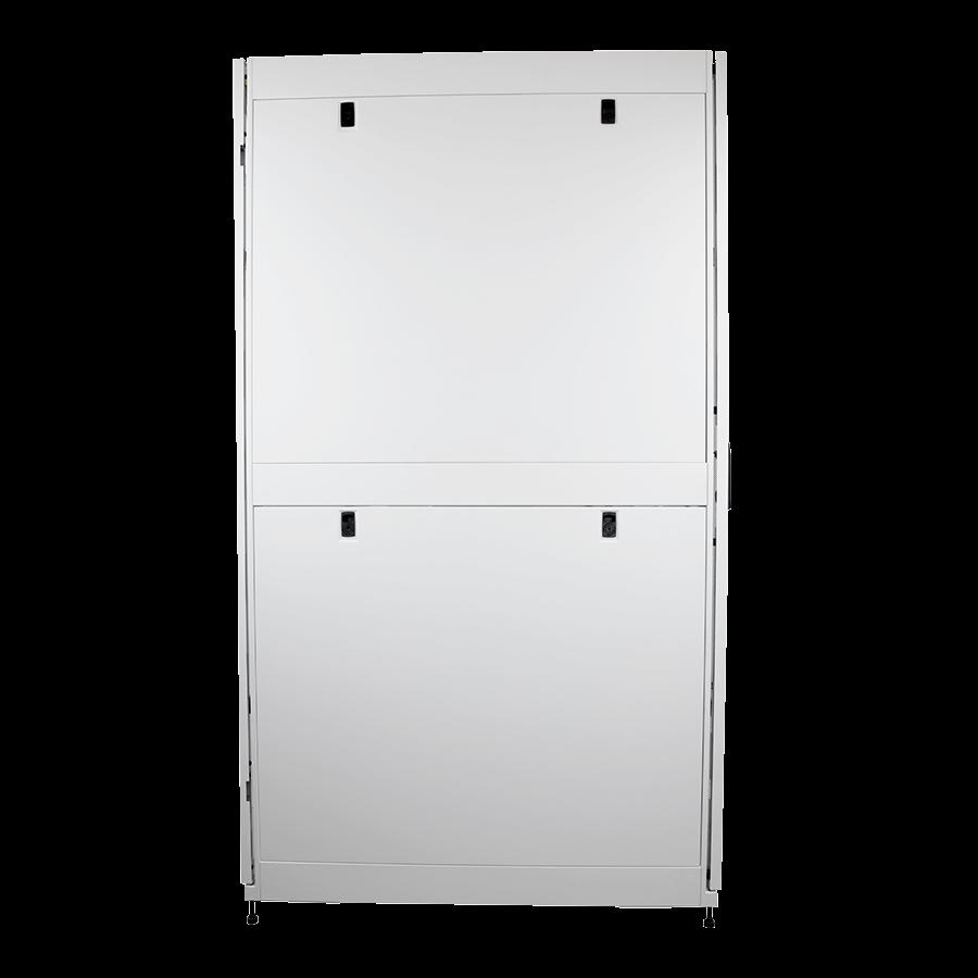 Data-Center-Server-Cabinet-White-Side