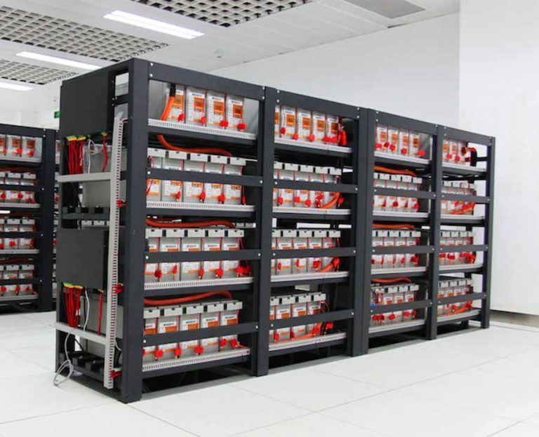 Data Center Battery Replacement
