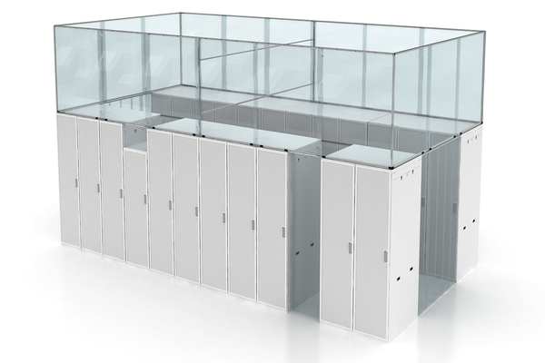 Flexible Data Center Strip Curtains Aisle Containment