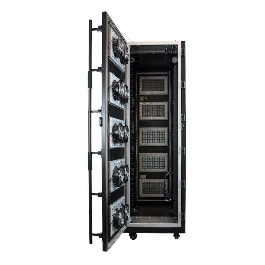 RF-Shielded-Data-Center-Server-Rack-Cabinet-Open