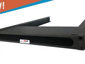 Passive Airflow Blanking Panels
