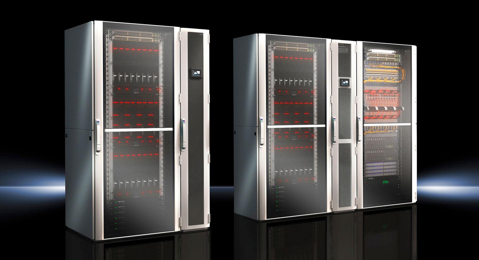 Server Rack Infrastructure