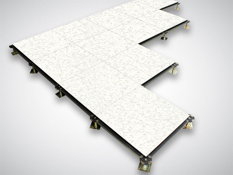 Data Center Flooring: Replacement Floor Tiles