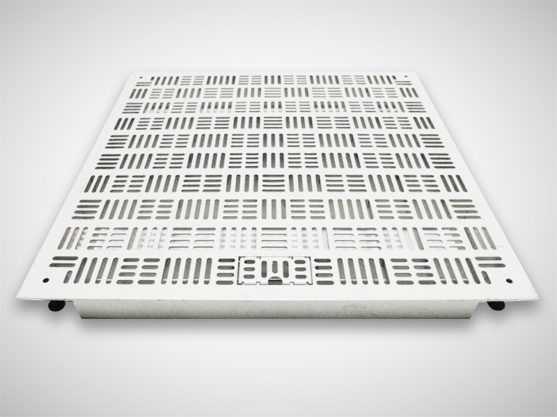 Data Center Flooring: HIGH-Flow Floor Tiles
