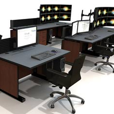 NOC Console Furniture