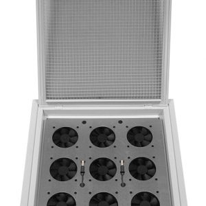 Data Center Ceiling Grid Fan Tray