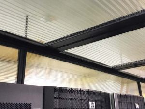 Aisle Containment Thermal Drop Ceiling Panels