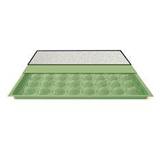 ASM S-Series Hollow Floor Tiles