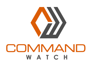 Command Watch Control Room Console Furniture Logo
