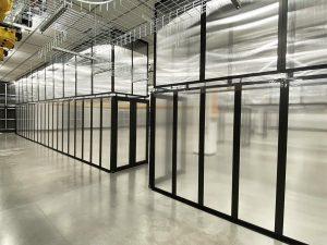 Aisle Containment Panels