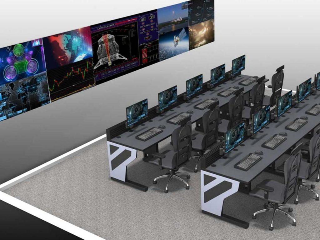 NOC Control Room Design