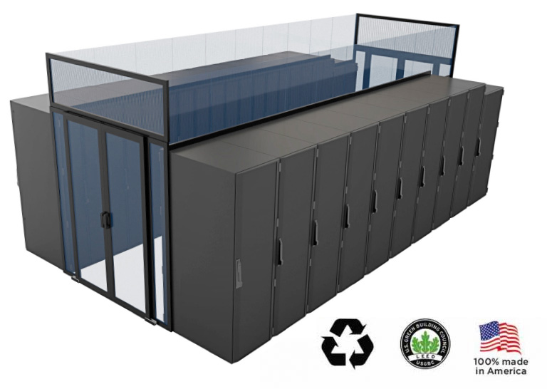Cool Shield Aisle Containment Doors